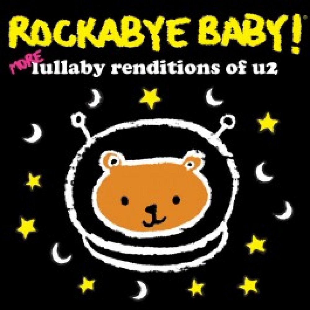Lullaby Renditions of U2 (More)