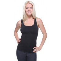 Mother Tucker - Scoop Neck - Black