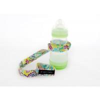 Ah Goo Baby - Bottle Strap - Bloom