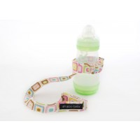 Ah Goo Baby - Bottle Strap - Gumdrop