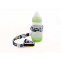 Ah Goo Baby - Bottle Strap - Zoo Frenzy