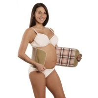 Belly Bandit - Couture - Nude Plaid