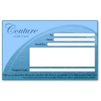 Couture Gift Certificate