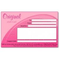 Original Gift Certificate
