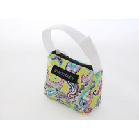 Ah Goo Baby - Pacifier Tote - Bloom