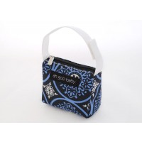 Ah Goo Baby - Pacifier Tote - Blueberry